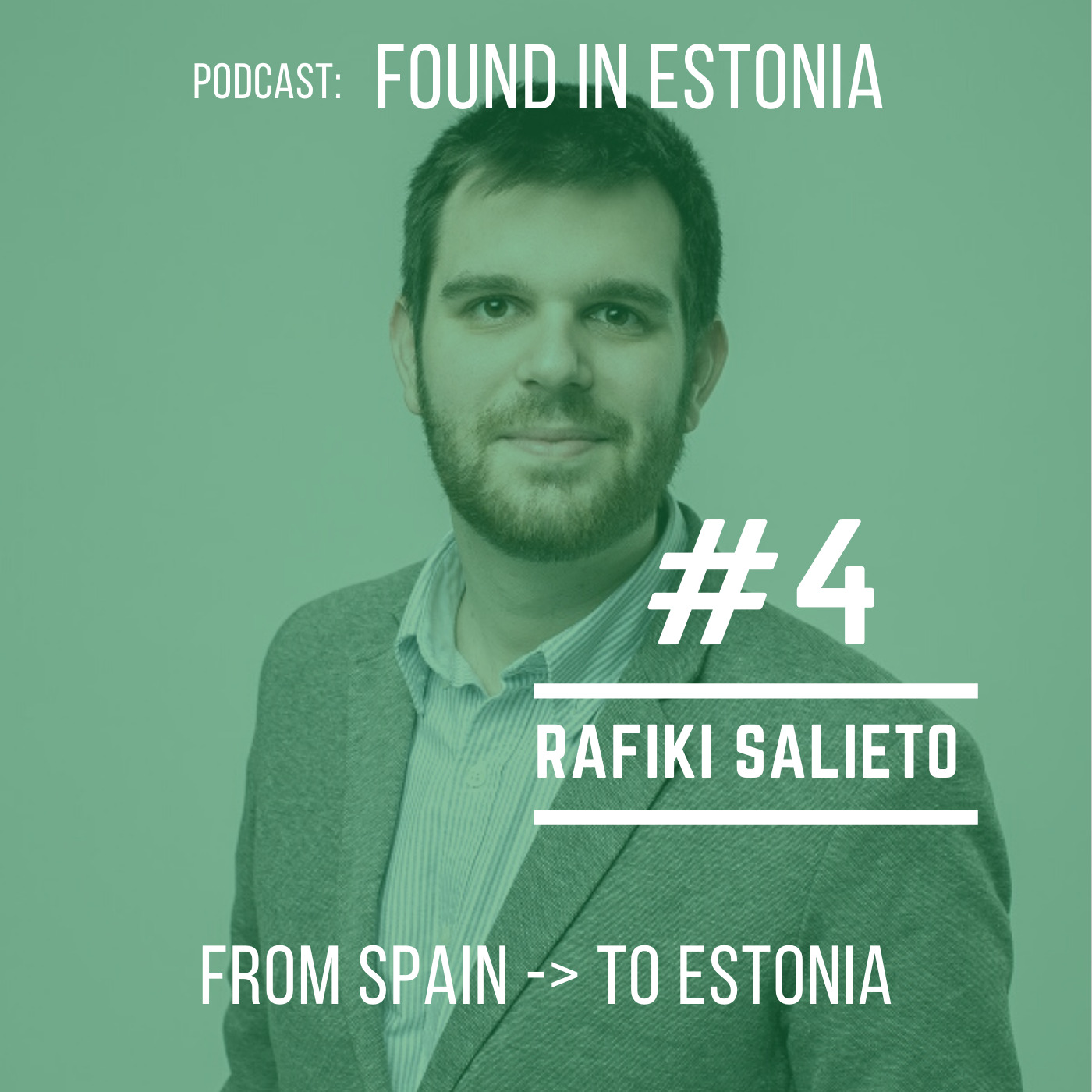 #4 from Spain to Estonia - Rafiki Salieto