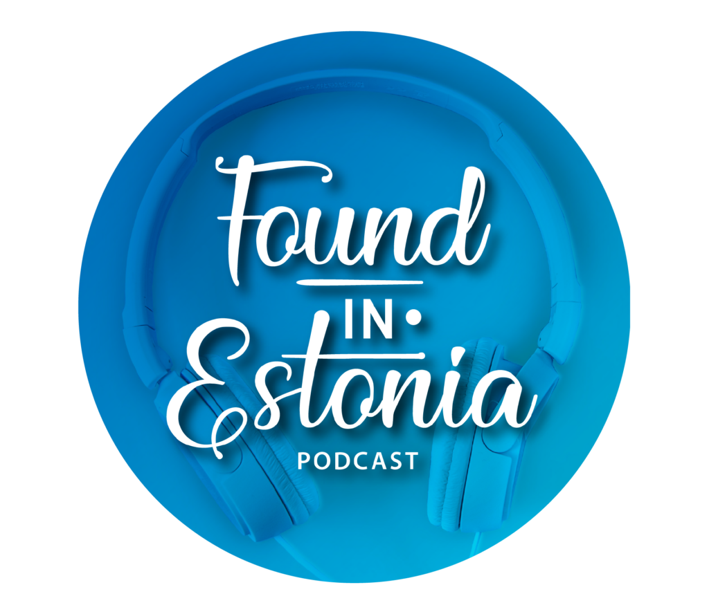 Found in Estonia logo
