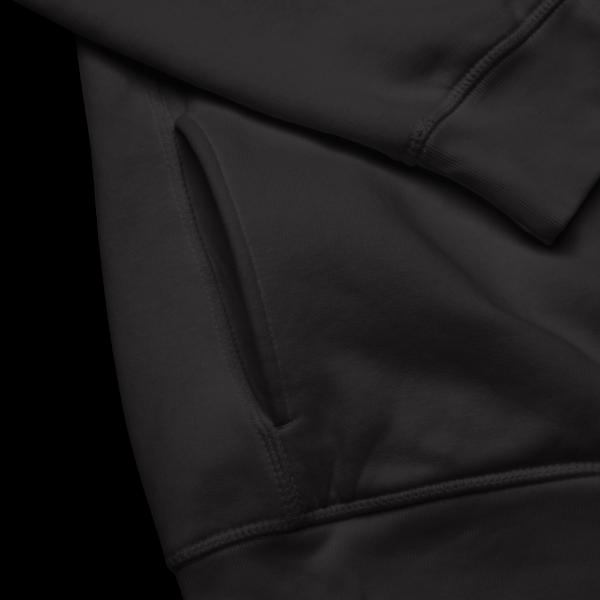 Found in Estonia podcast black hoodie