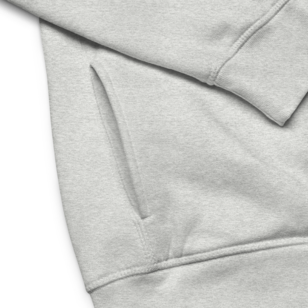Found in Estonia podcast grey hoodie